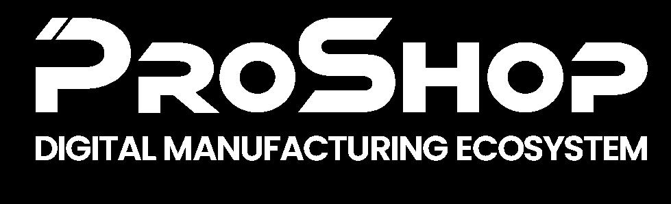 White ProShop Logo