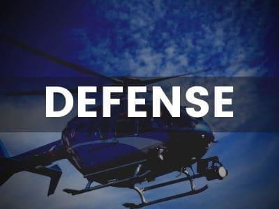 defense ERP system