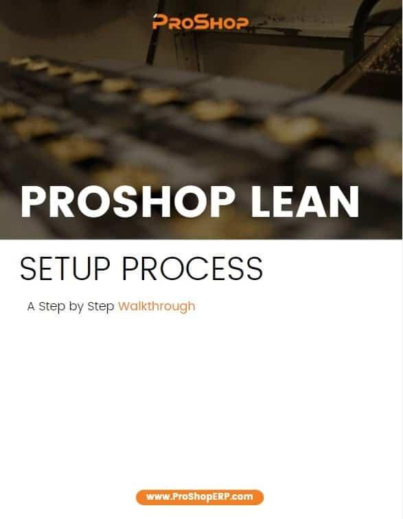 Lean Setup Process