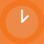 clock-orange